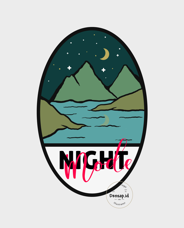 Night Mode landscape