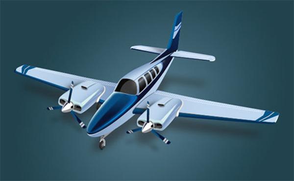 Illustrator Tutorial: Air Plane
