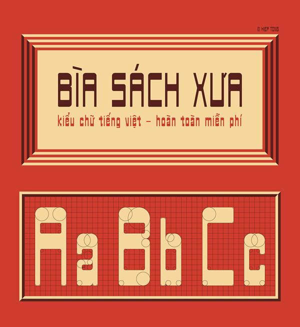 Biasachxua Free Font