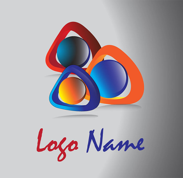 Creative 3D Business Logo Design