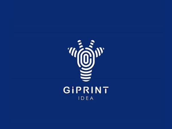 GiPrint Logo Design