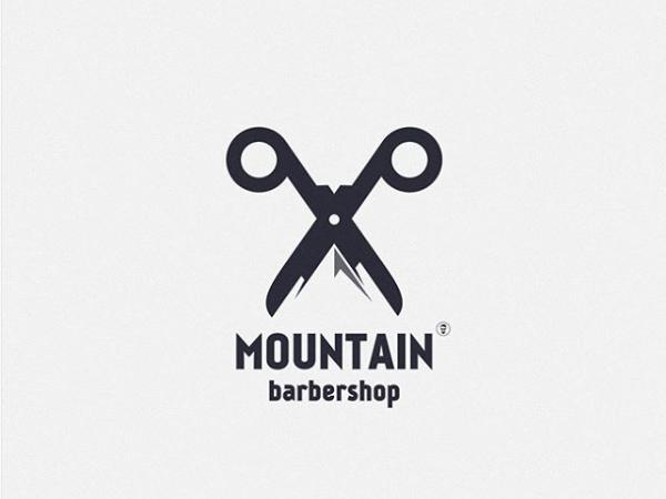 Baber Shop Logo Design