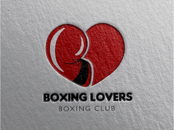 Boxing Club Logo Design