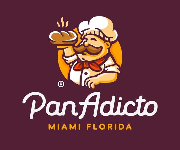 PanAdicto Logo Design