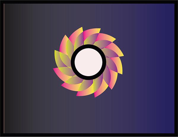 Awesome Colourful Logo