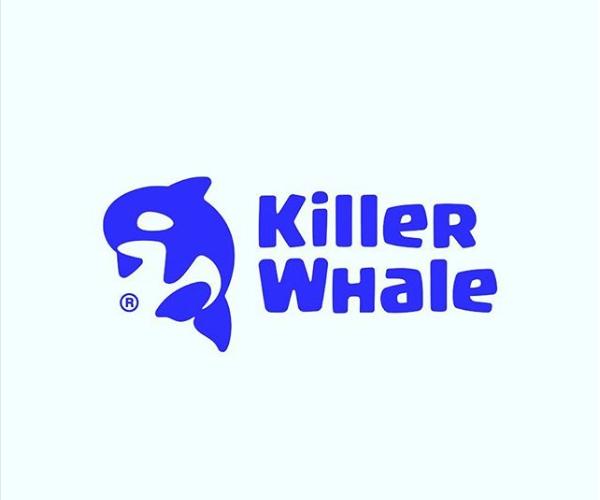 Killer Whale Logo Design