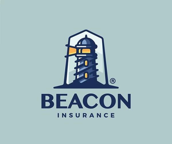 Beacon Insurance Logo Design