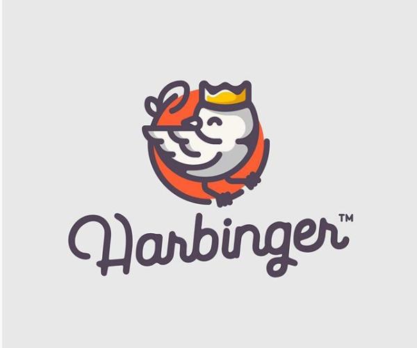 Harbinger Logo Design