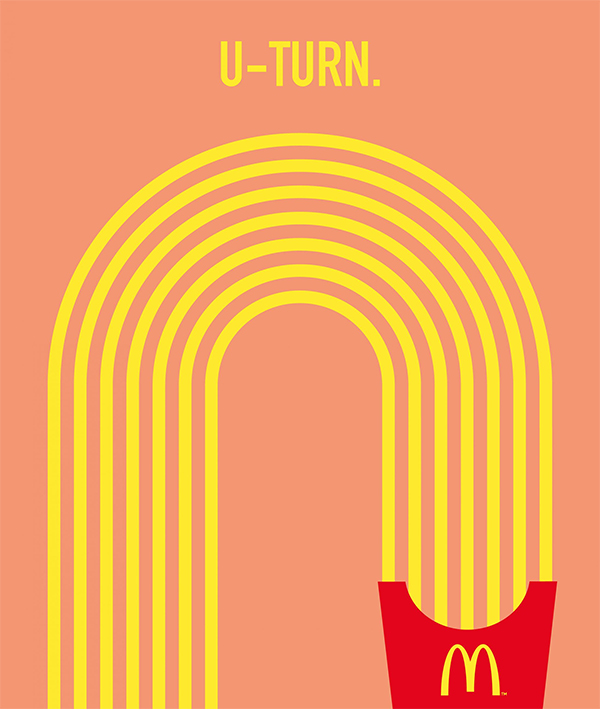 Directional Campaign – French Fries