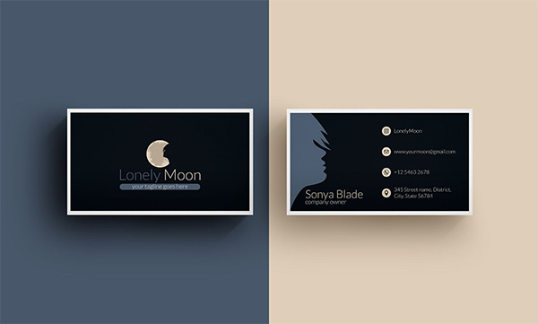 Business Card - Beauty Salon
