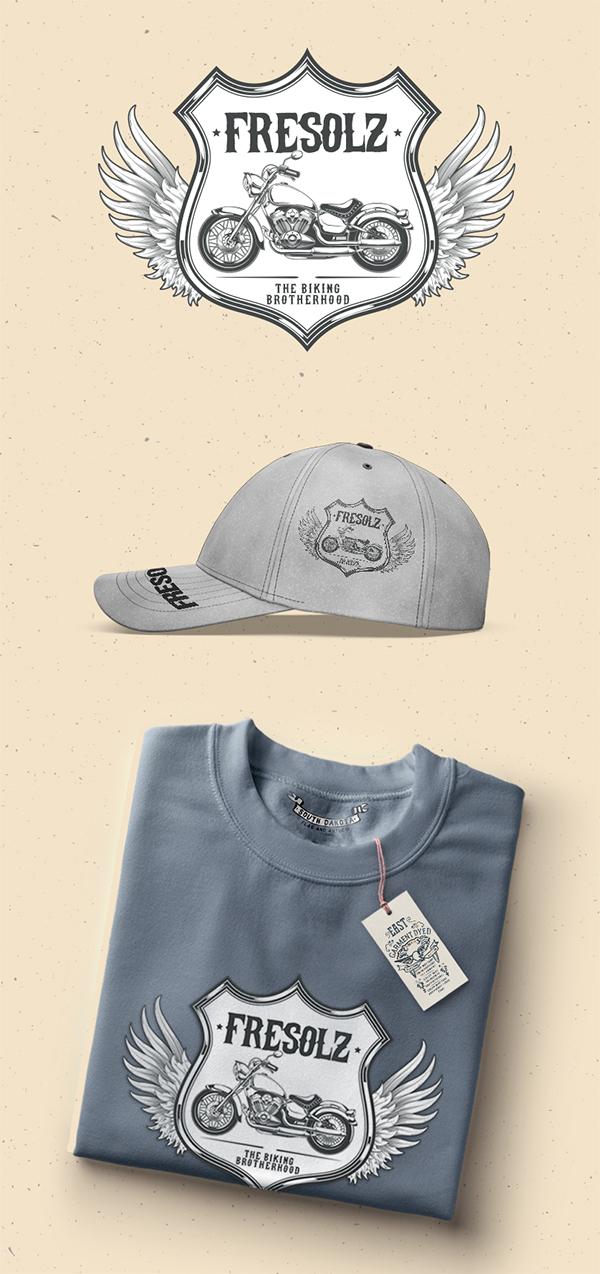 Cap Badge Design