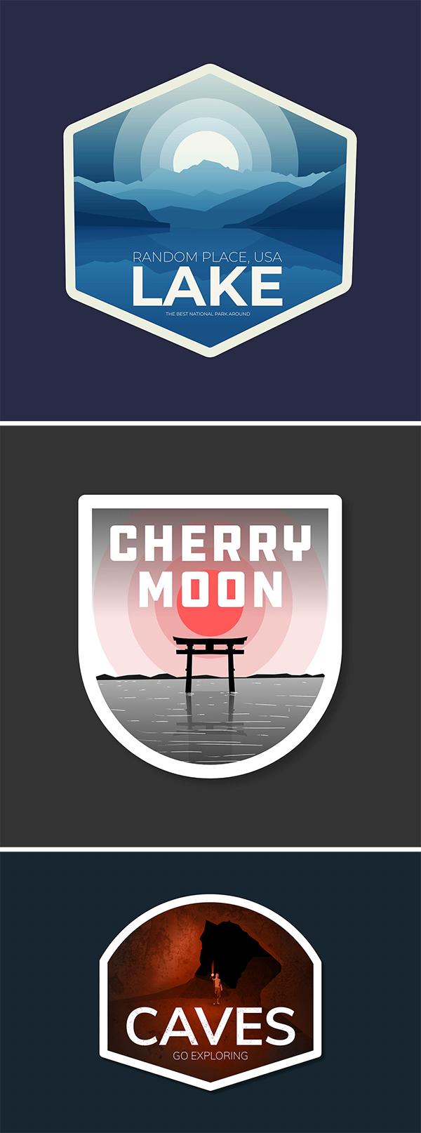 Badges Badges Logo
