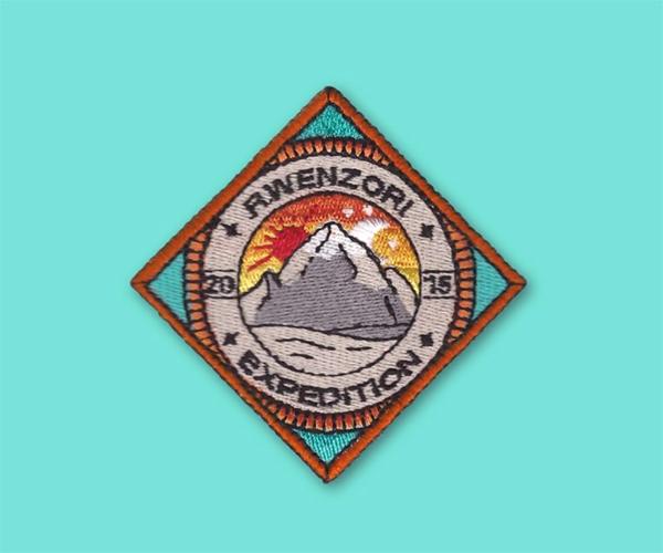 Awesome Badge Logo