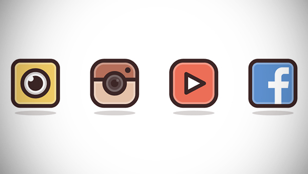 How to Create a Social Media Icon Pack in Adobe Illustrator