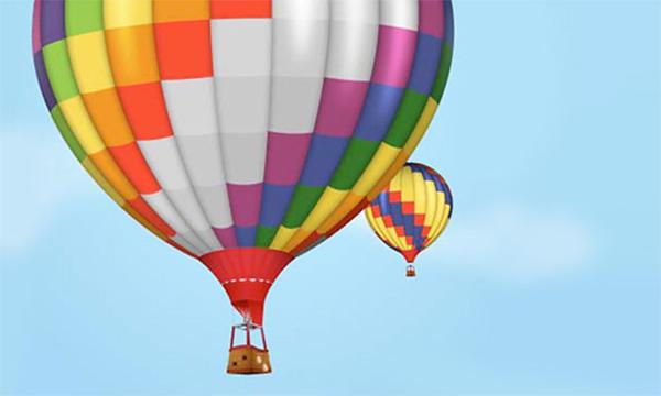 How to Create Hot Air Balloon