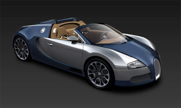 How to Create Gradient Mesh Car
