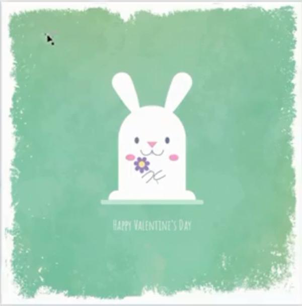 Illustration: Create a Lovely Bunny