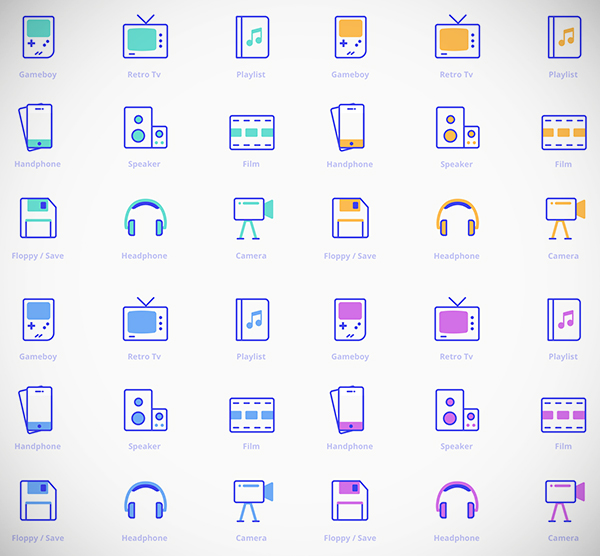 Freebies Icon Pack