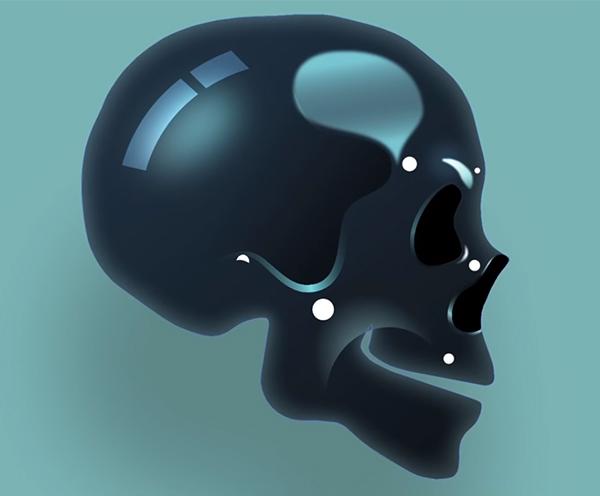 Illustration: Create a Vectorial Skull