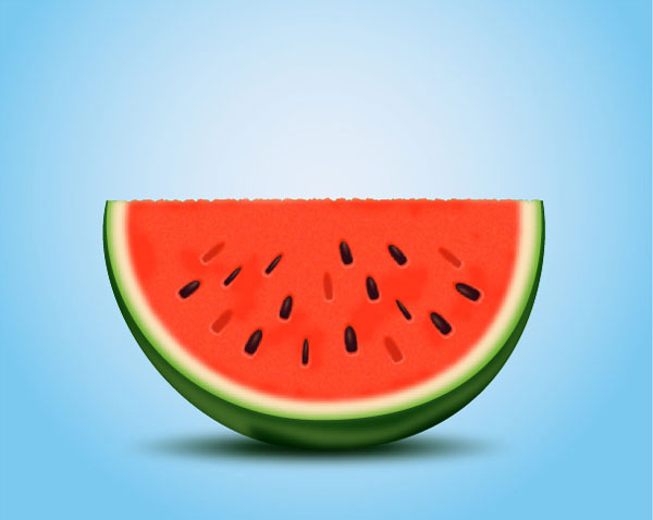 Create a Tasty Watermelon Slice