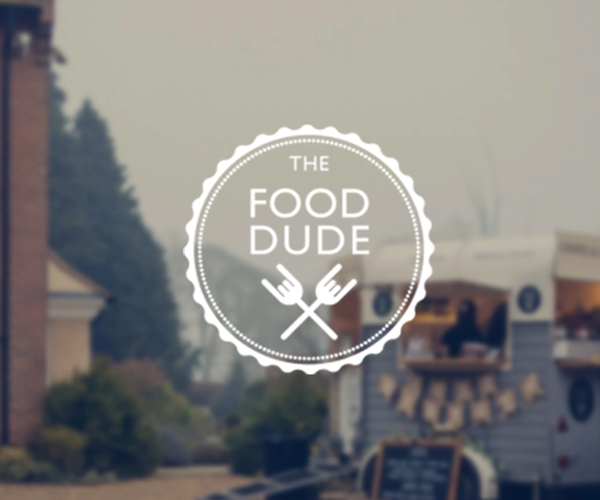 The Food Dude Logo Design