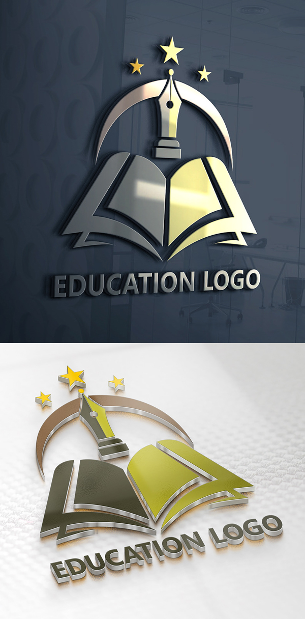 Educatin Logo Design