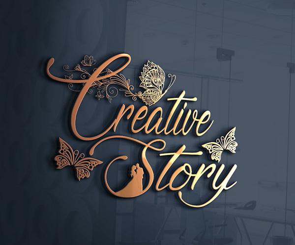Creative Story Logo