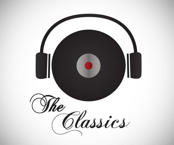 The Classics Music Logo Design