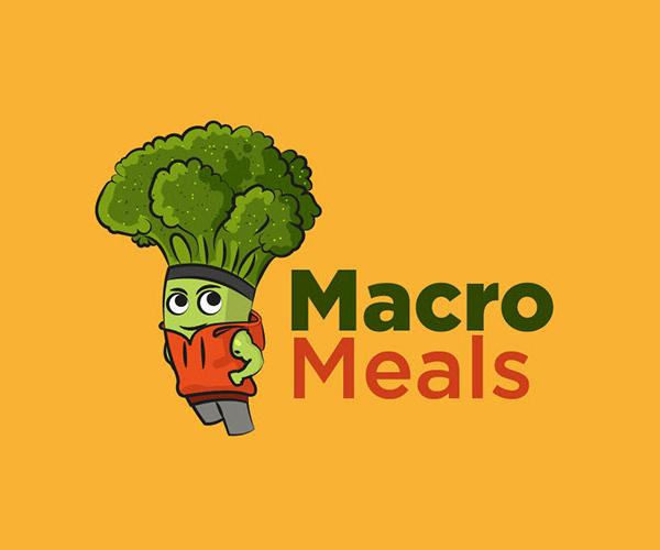 Macro Meals Logo