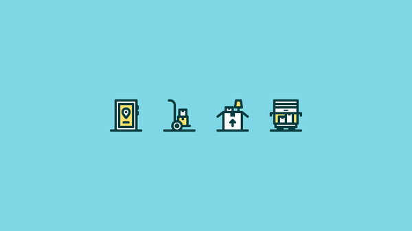 How to Create a Set of Moving Icons