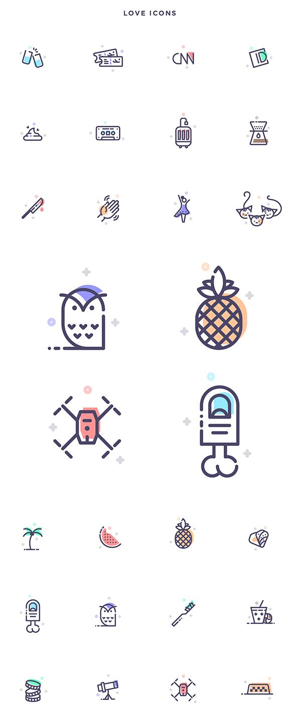 Freebie Icon Sets