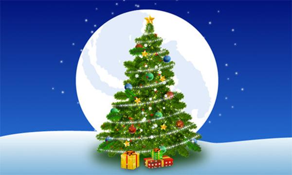 How to Create Christmas Tree