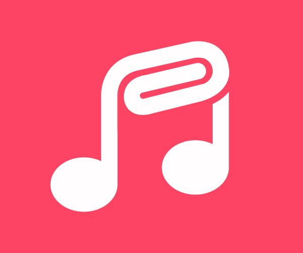 Music Clip Logo