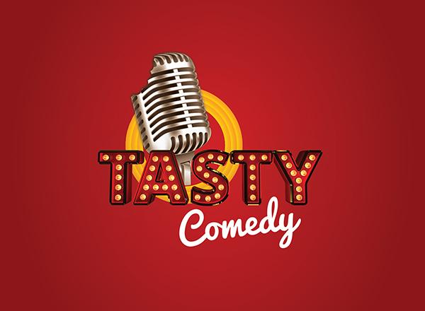 Logo for Tasty Comedy