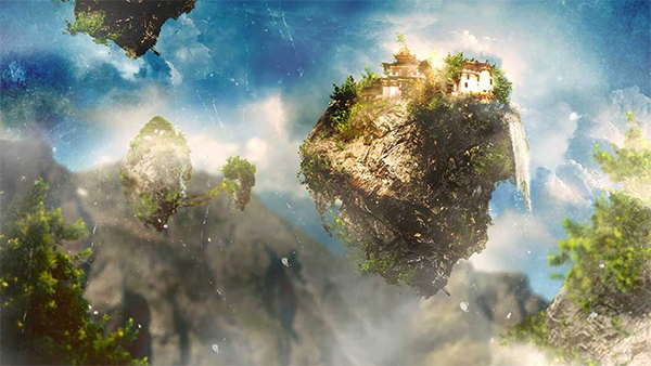 How to Create Beautiful Alien Landscape in Photoshop