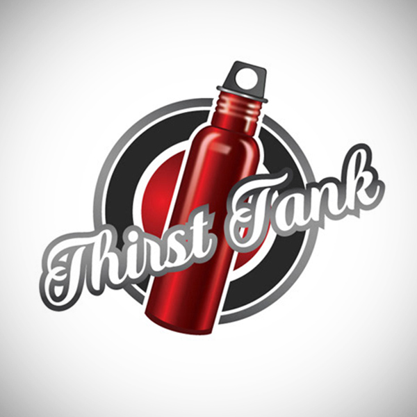 Thirst Tank Creative Logo