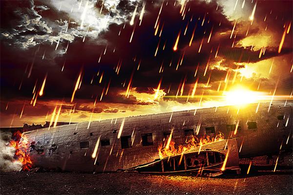 Create An Apocalypse Effect In Photoshop