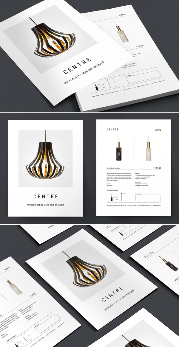 Centre — Light Flyer