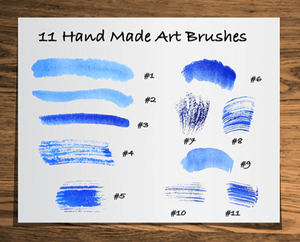 How to Make a Watercolor Brush in Adobe Illustrator