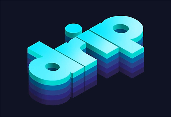 Create an Isometric Text Effect in Adobe Illustrator