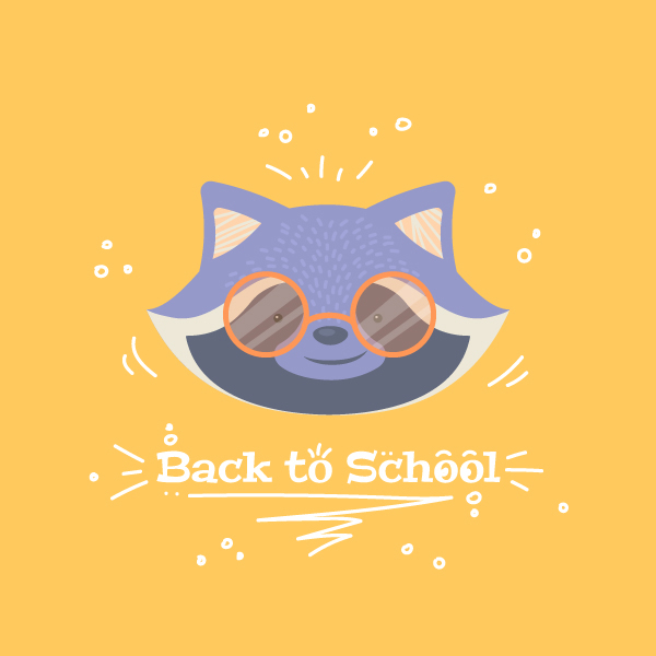 How to Draw a Back to School Character in Adobe Illustrator