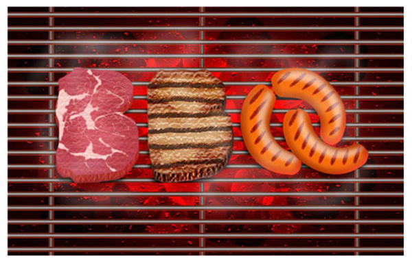 How to Create BBQ & Grill Food