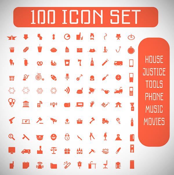 Free EPS Icon Sets