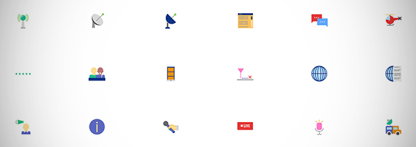 vCreative Free News Icons
