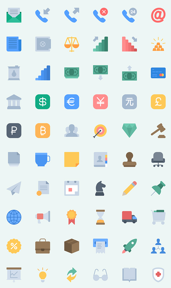 Essentials Icon Pack for Studio