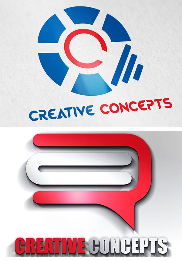 Creative Concept Logos
