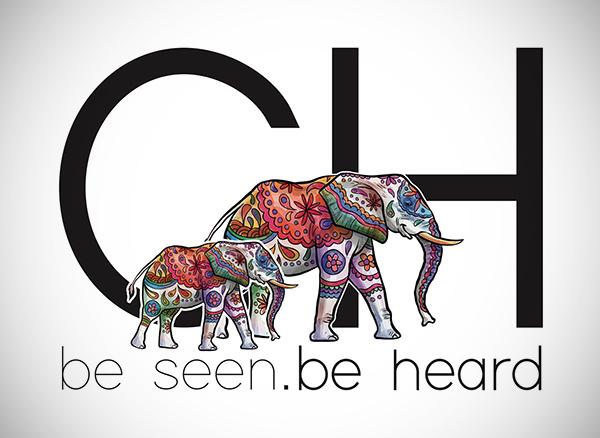 Creative Heard Website Logos