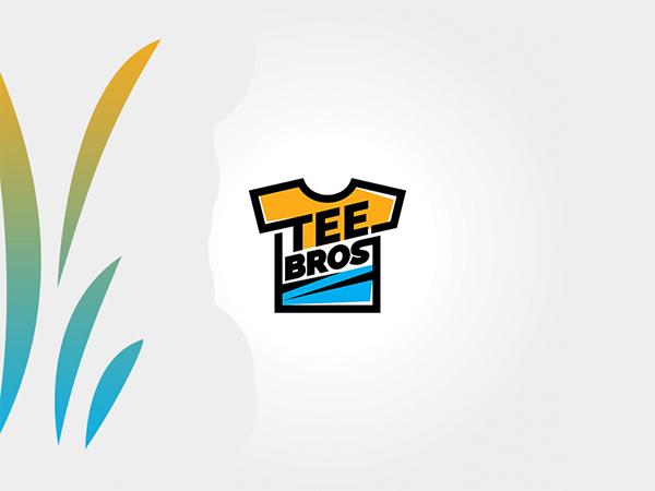 Tee Bros Logo Design