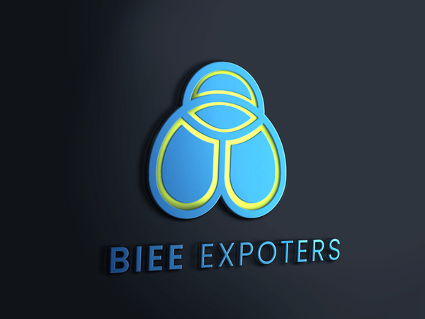 Biee Exporter Logo Design