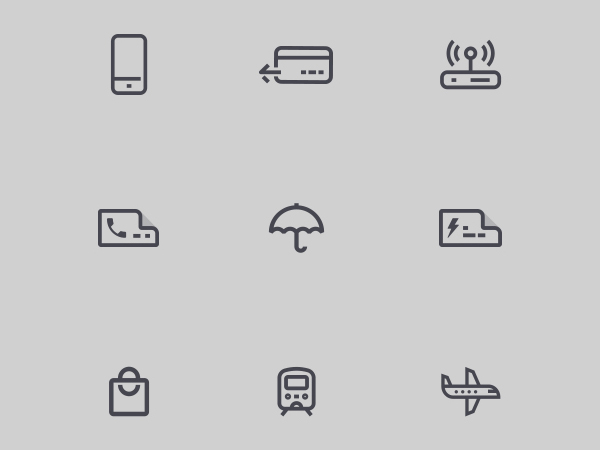 Payment App Free Icons